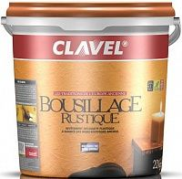 Clavel Bousillage Rustique / Клавэль Бусилаж Рустик Финиш Декоративное покрытие для стен