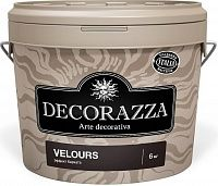 Decorazza Velours / Декоразза Велюр декоративное покрытие с эффектом бархата